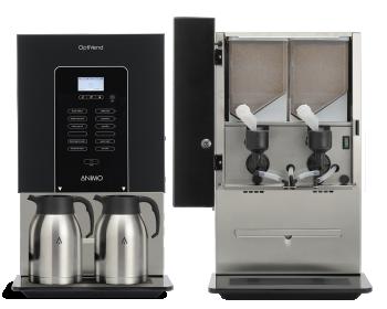 Animo OptiVend NG Koffiemachine