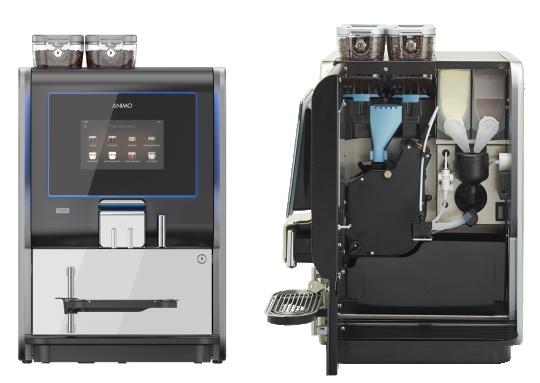 Animo OptiMe Koffiemachine